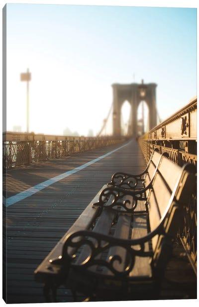 NYC Stroll I Canvas Art Print