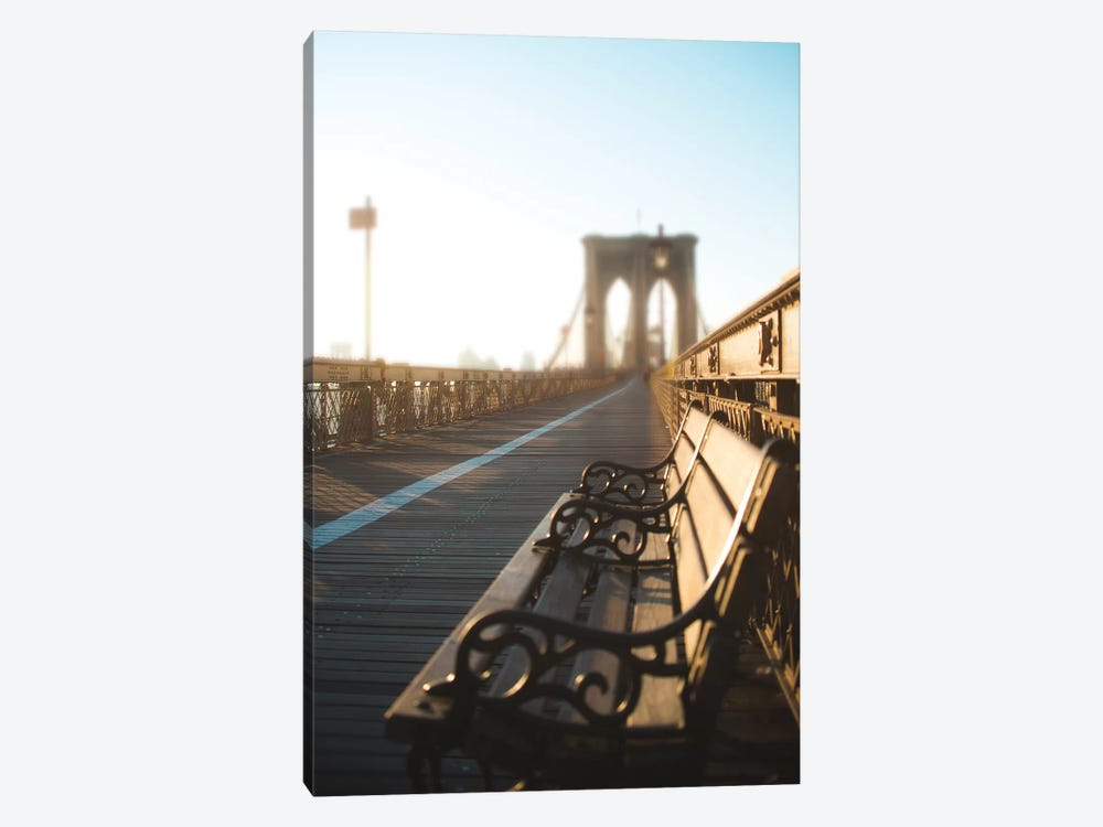 NYC Stroll I by Sonja Quintero 1-piece Canvas Wall Art