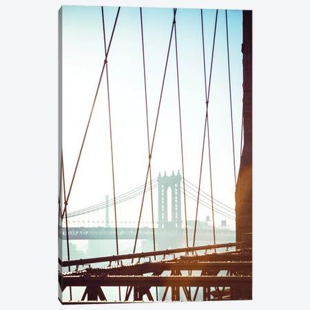 NYC Stroll II Canvas Print #QNT25} by Sonja Quintero Art Print