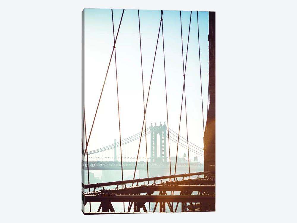 NYC Stroll II by Sonja Quintero 1-piece Canvas Art Print