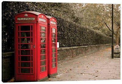 London Scene I Canvas Art Print