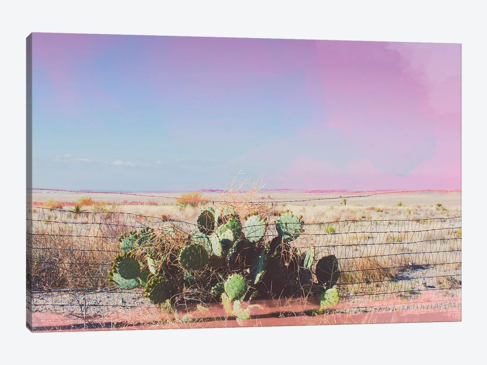 West Texas Scapes I by Sonja Quintero 1-piece Art Print