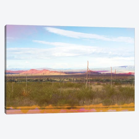 West Texas Scapes II Canvas Print #QNT53} by Sonja Quintero Canvas Print
