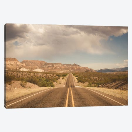 Where the Road Leads I Canvas Print #QNT54} by Sonja Quintero Canvas Wall Art