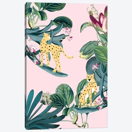 Jungle Canvas Print #RAB101} by Ruby and B Art Print
