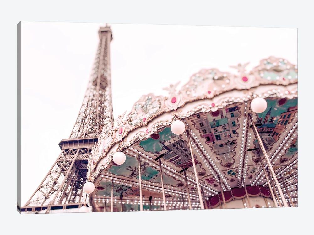 Paris Carousel VI by Ruby and B 1-piece Art Print