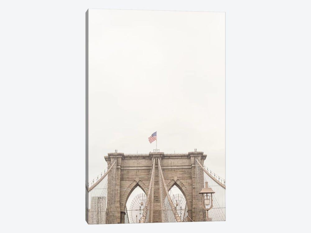Brooklyn Bridge by Ruby and B 1-piece Art Print