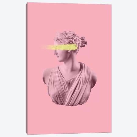 Pink Goddess Canvas Print #RAB181} by Ruby and B Canvas Art Print