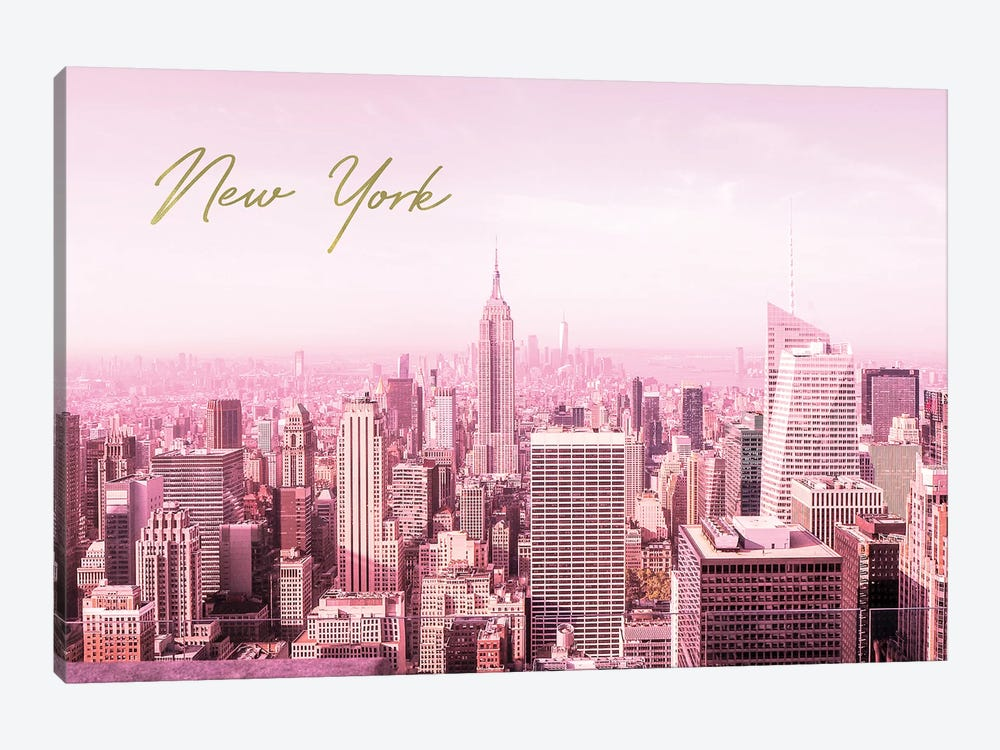 City Of Dreams NYC by Ruby and B 1-piece Canvas Artwork