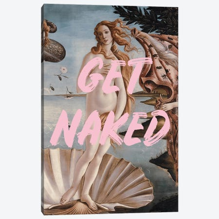 Venus Print Canvas Print #RAB217} by Ruby and B Canvas Artwork