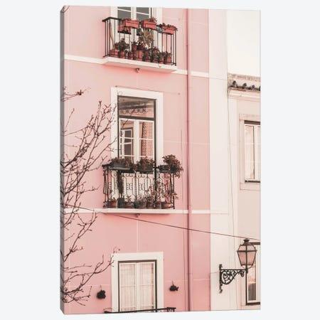 Lisboa Canvas Print #RAB251} by Ruby and B Canvas Print