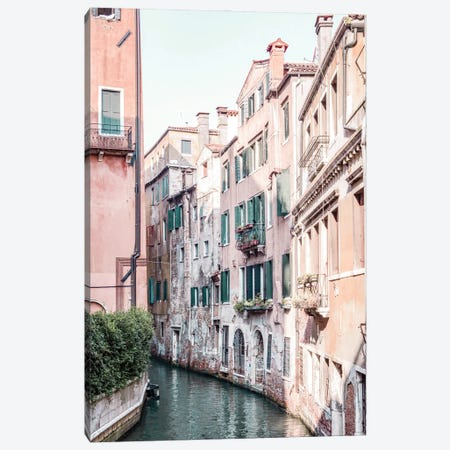 Venice View Canvas Print #RAB290} by Ruby and B Canvas Art Print