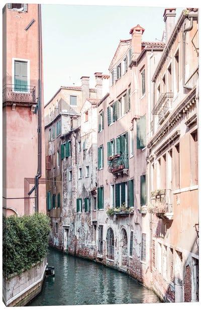 Venice View Canvas Art Print