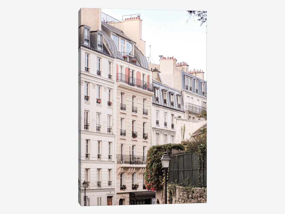 Paris View III by Ruby and B 1-piece Canvas Wall Art