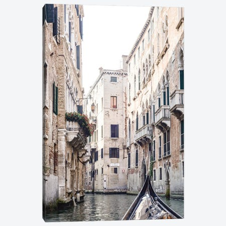 Venice View III Canvas Print #RAB298} by Ruby and B Art Print