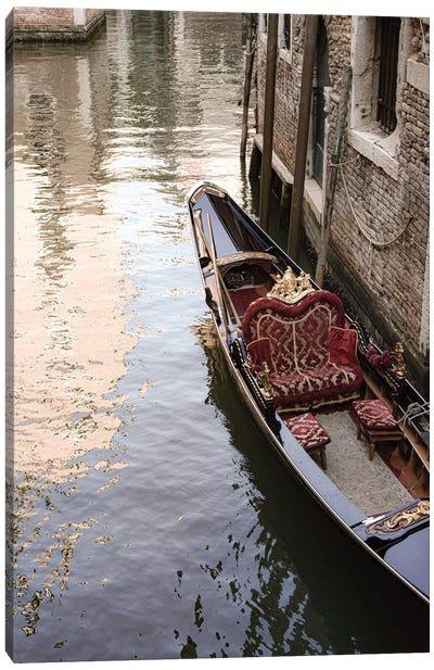 Venice Gondola Canvas Art Print