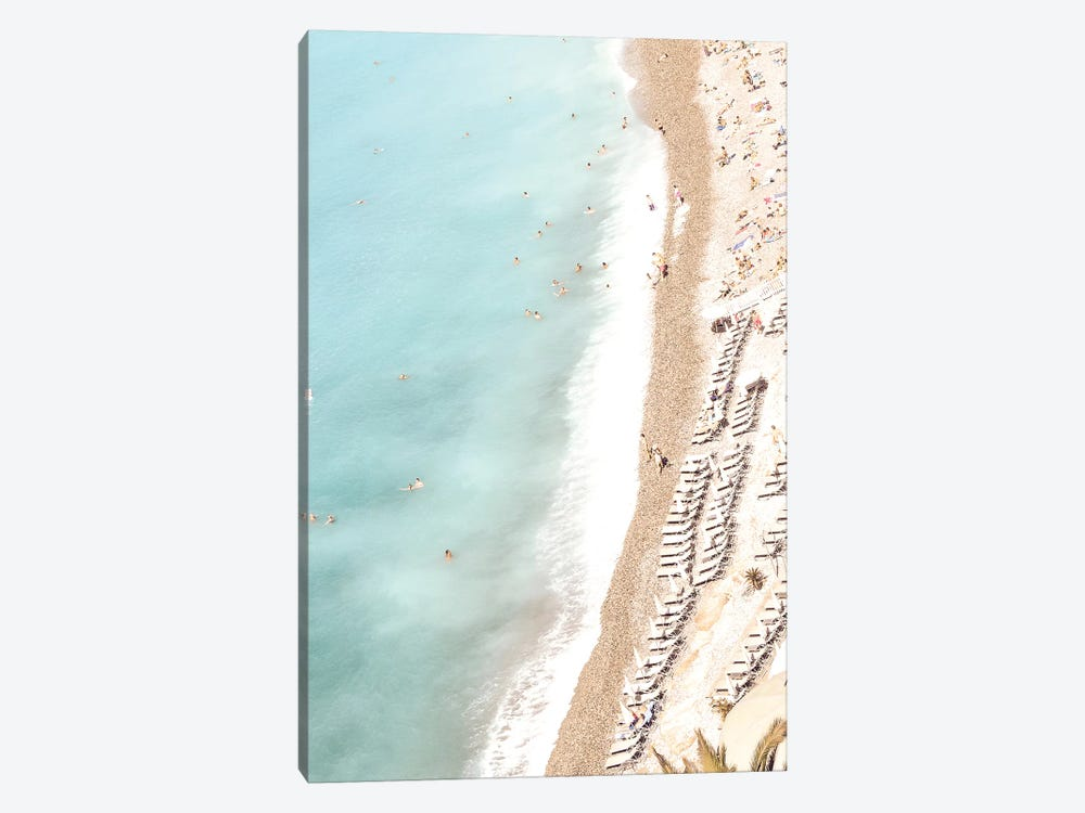 Aerial Riviera by Ruby and B 1-piece Canvas Art