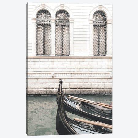 Venice Gondola II Canvas Print #RAB300} by Ruby and B Canvas Print