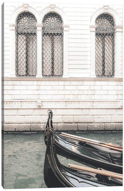 Venice Gondola II Canvas Art Print