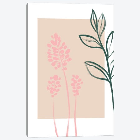 Botanical Iii Canvas Print #RAB306} by Ruby and B Canvas Wall Art