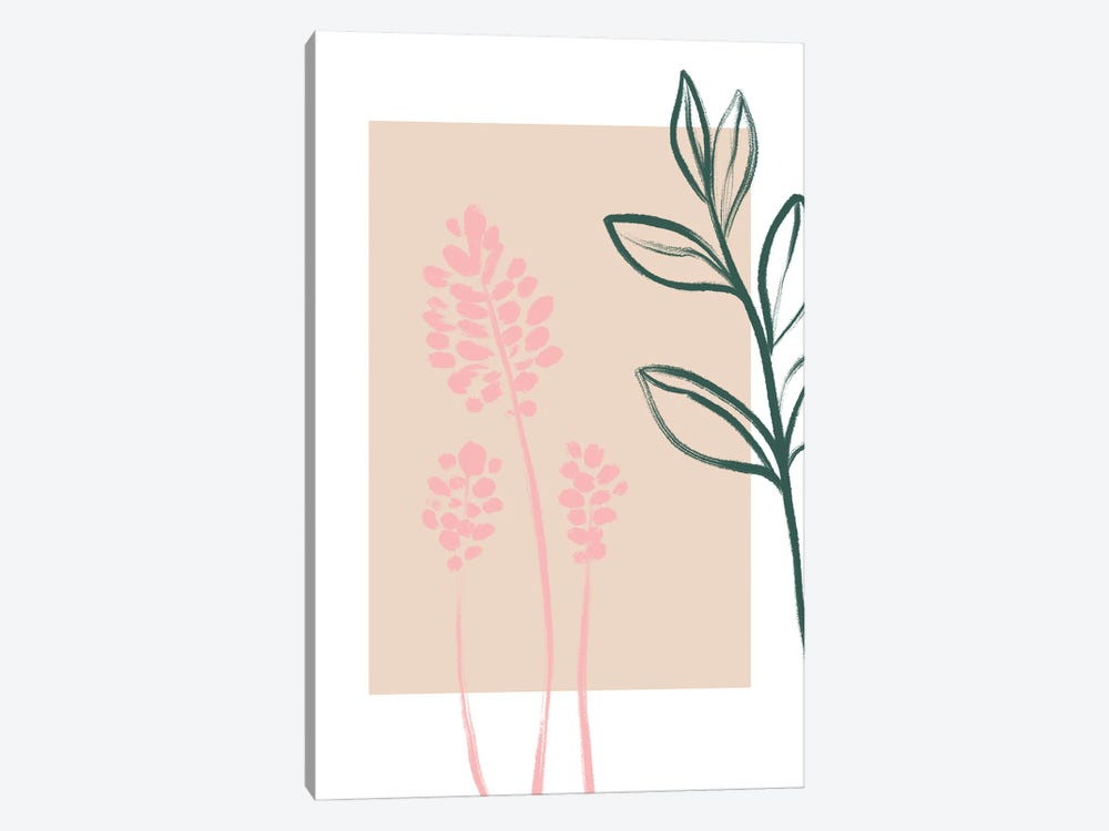Botanical Iii by Ruby and B 1-piece Canvas Art Print