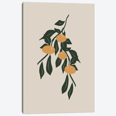 Citrus III Canvas Print #RAB327} by Ruby and B Canvas Art