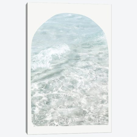 Arch Wave Canvas Print #RAB371} by Ruby and B Canvas Art
