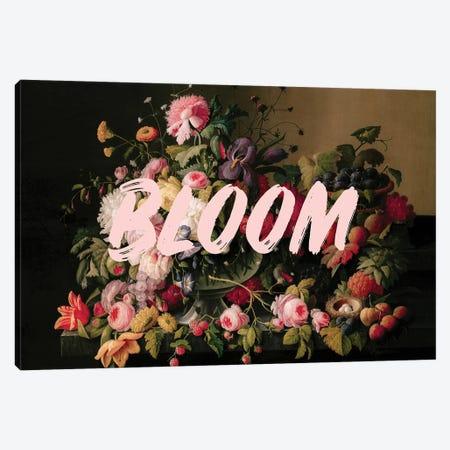 Bloom Canvas Print #RAB374} by Ruby and B Art Print