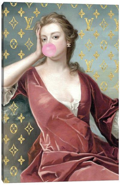 Fashion Duchess Canvas Art Print