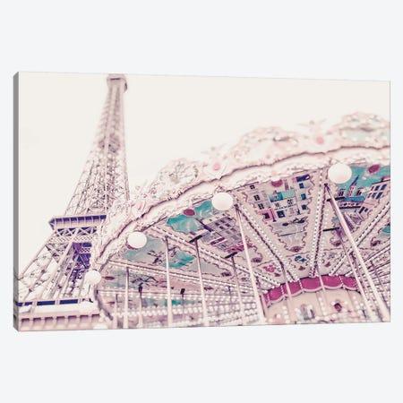 Paris Dream Canvas Print #RAB54} by Ruby and B Canvas Art