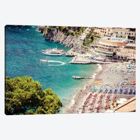 Positano View Canvas Print #RAB65} by Ruby and B Canvas Art Print