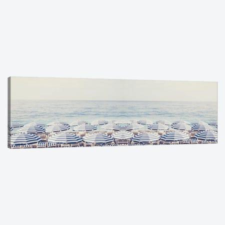 Riviera Dreaming Panorama Canvas Print #RAB67} by Ruby and B Art Print