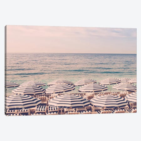 Riviera Sunset Canvas Print #RAB68} by Ruby and B Canvas Art