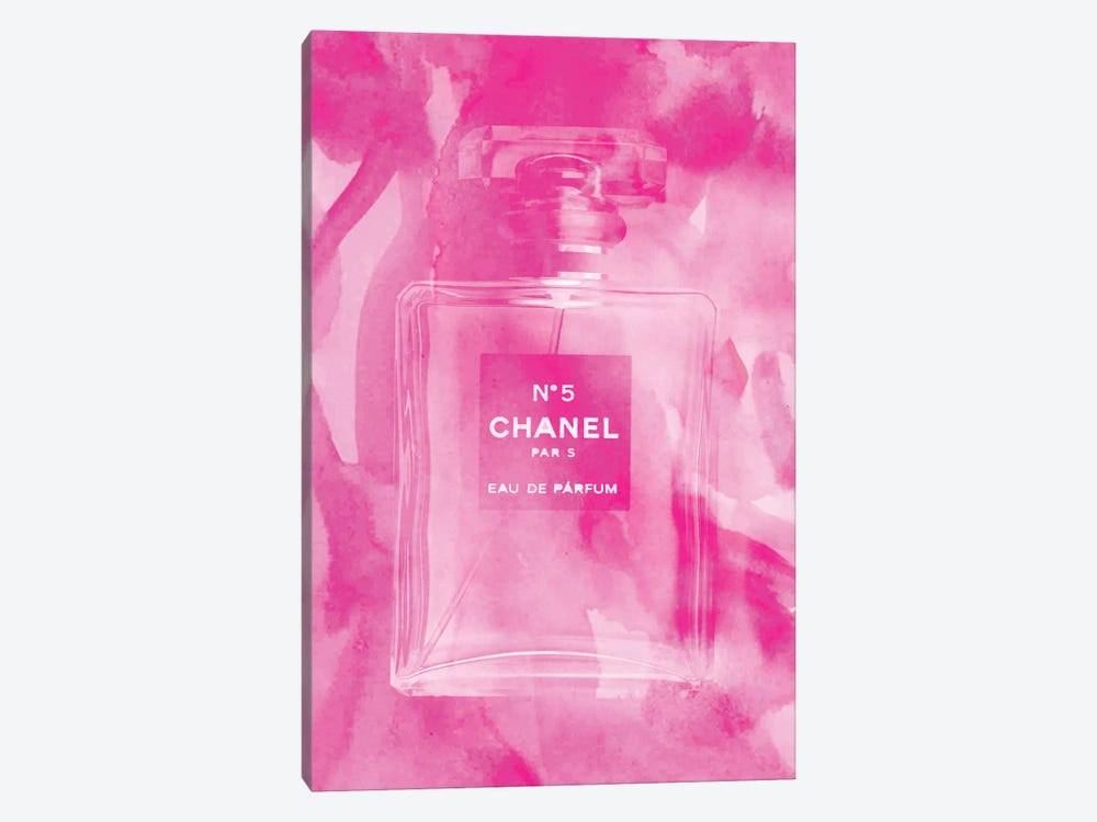 Pink Perfume by Ruby and B 1-piece Canvas Print