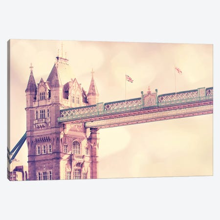 Tower Bridge II Canvas Print #RAB92} by Ruby and B Canvas Print