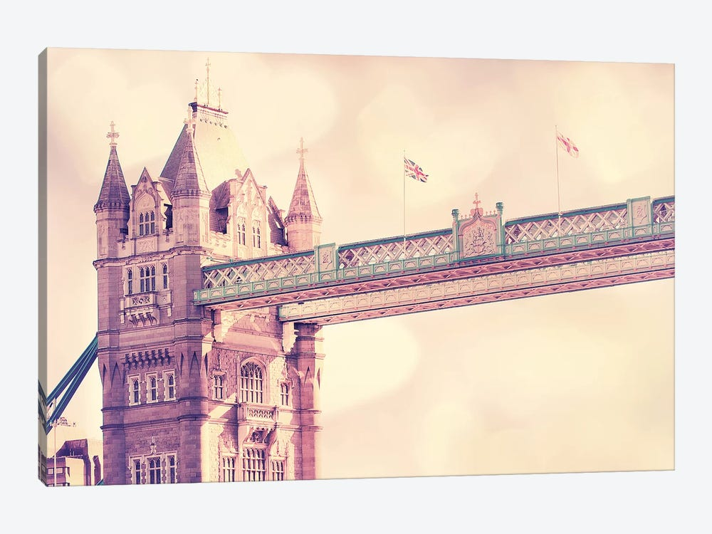 Tower Bridge II by Ruby and B 1-piece Canvas Art Print