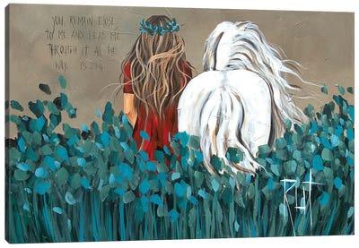 You Remain Close Canvas Art Print