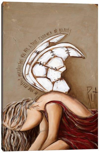 Essence Of Beauty Canvas Art Print