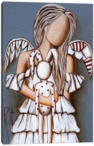 Cosy Canvas Art Print