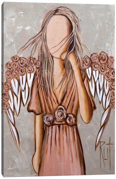 Wing Crown Canvas Art Print