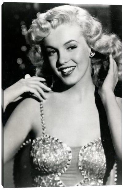 Marilyn Monroe I Canvas Art Print