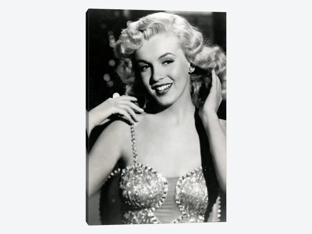 Marilyn Monroe I by Radio Days 1-piece Canvas Art