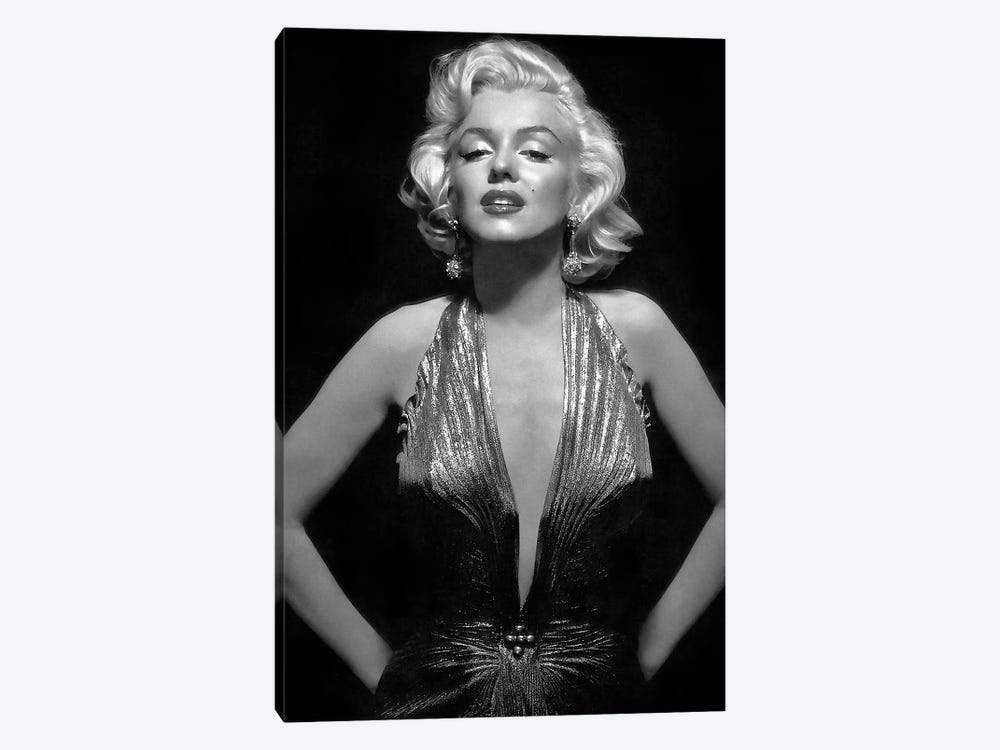 The Iconic Marilyn Monroe Canvas Artwork By Radio Days Icanvas
