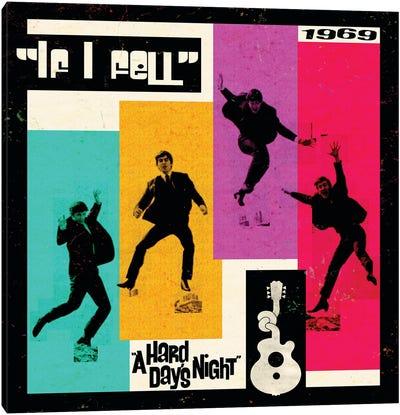 A Hard Day's Night II Canvas Art Print
