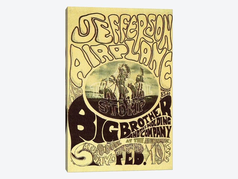 Fillmore Auditorium Concert Poster (Tribal Stomp ... | Radio Days ...