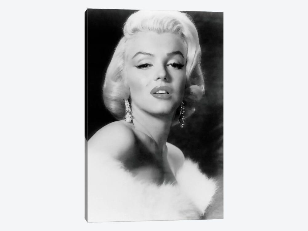 Classic Marilyn Monroe Pose I by Radio Days 1-piece Canvas Art Print