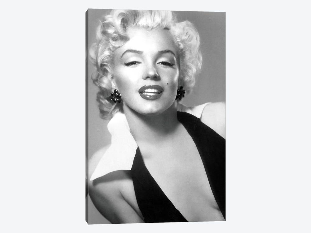 Classic Marilyn Monroe Pose II Canvas Art By Radio Days