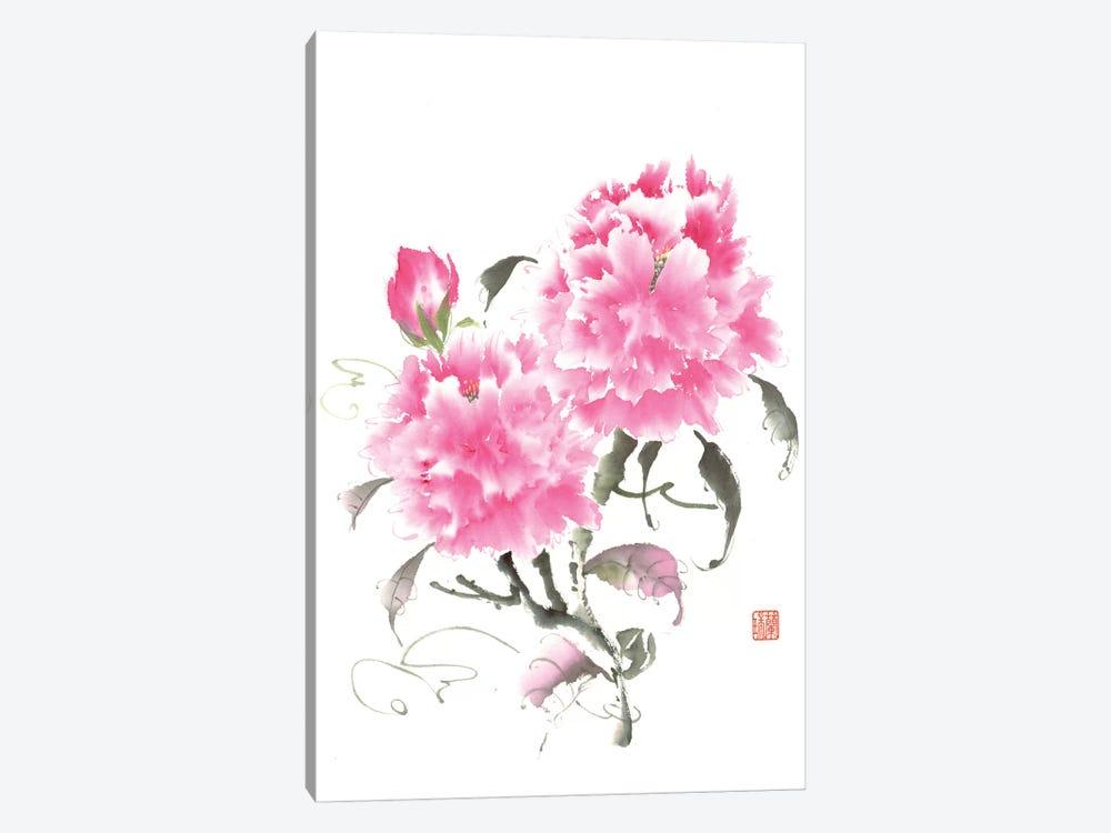 Peony Blossoms II by Nan Rae 1-piece Art Print