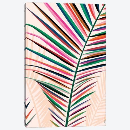 Floral Brazil IV Canvas Print #RAF101} by Rafael Gomes Canvas Artwork