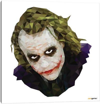 Joker I Canvas Art Print